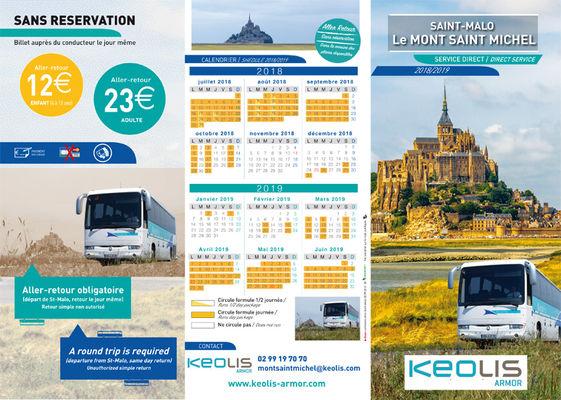 Keolis Emeraude bus direct MSM 2018-19-verso