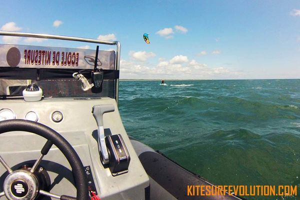 Kitesurf Evolution