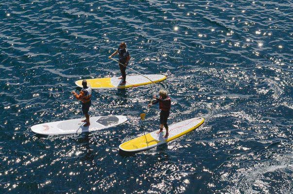 L'Odet en kayak ou stand up paddle