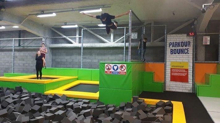 New Jump à La Mézière