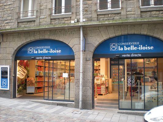 La Belle Iloise - Saint-Malo