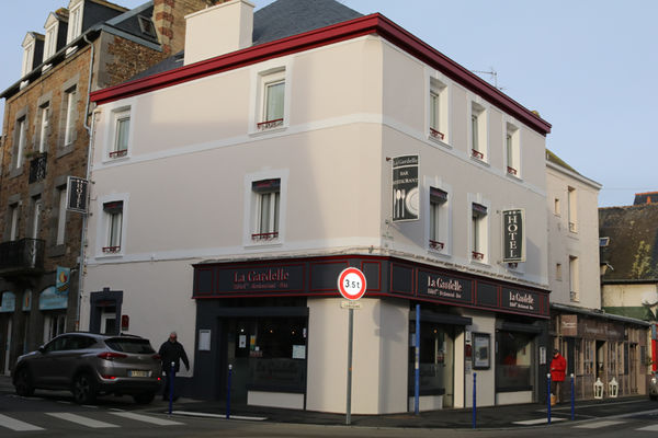 La Gardelle - Hôtel - Saint-Malo