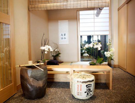 La Table BREIZH Café Cancale Restaurant Japonais