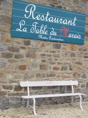 La Table du Marais