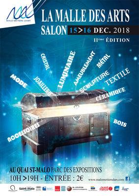 La malle des arts - Saint-Malo - 15et16dec2018