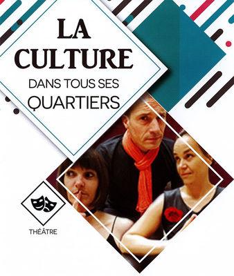 La culture dans tous ses quartiers - Saint-Malo - 14dec2018