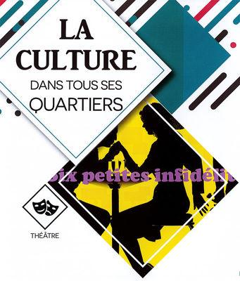 La culture dans tous ses quartiers - Saint-Malo - 16nov2018