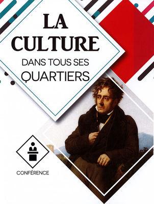 La culture dans tous ses quartiers - Saint-Malo - 23nov2018