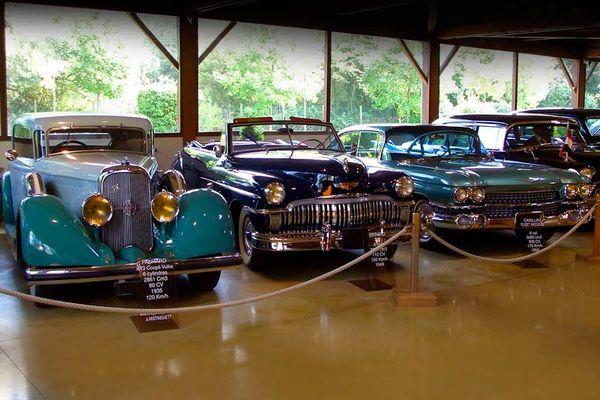 Le Manoir de l'Automobile et des Vieux Métiers