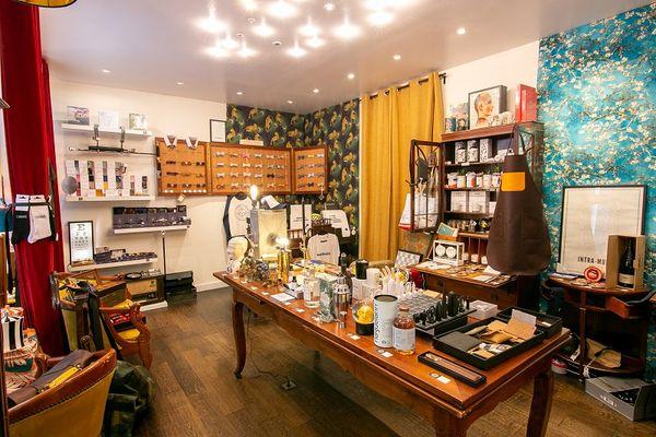 Le Boudoir de Monsieur - boutique - Saint-Malo