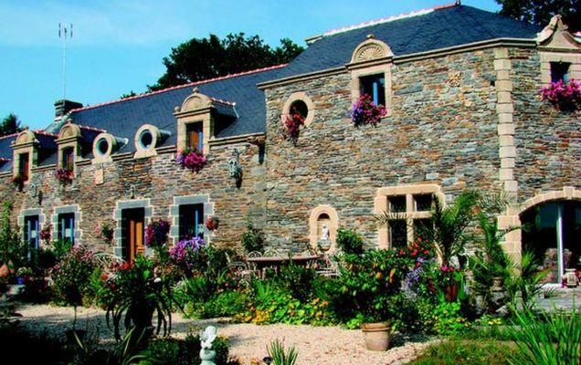 Le Clos Ssaint-Fiacre - Carentoir - Destination Brocéliande - Bretagne