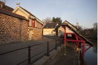 Le lavoir du Colombier à Montfort-sur-Meu