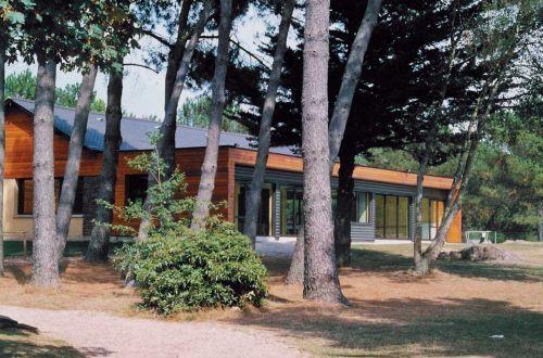 Le restaurant du lac à Iffendic