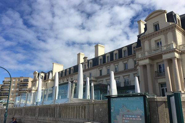 Les Thermes Marins – Saint-Malo - ©SMBMSM