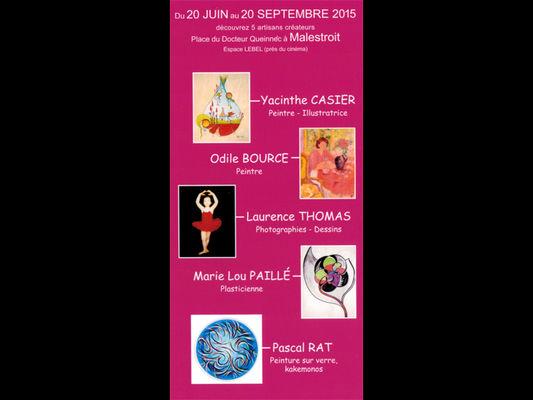 Les artisans créateurs de l'espace Lebel - Malestroit - Morbihan