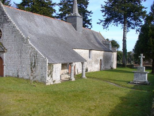 Lizio chapelle Ste Catherine