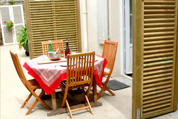 Location - Tabary - Terrasse - Saint-Malo