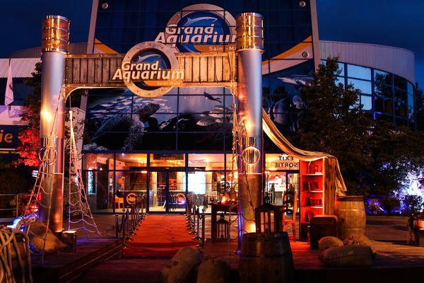 Location Salle - Grand Aquarium - Saint-Malo