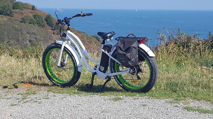 Location de vélos électrique - Cancavélo - Cancale