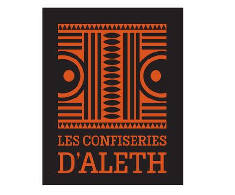 Logo - Les Confiseries d'Aleth - Saint Méloir des Ondes