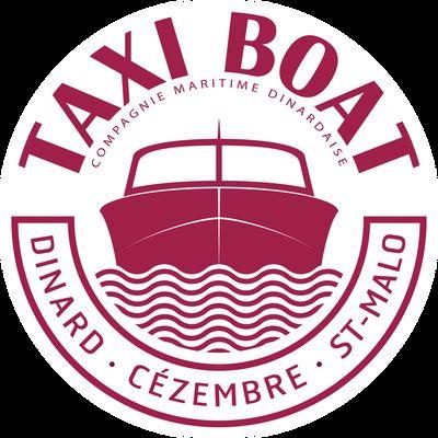 Taxi Boat Dinard - Logo