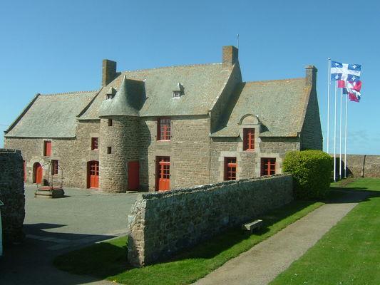 Musée Manoir Jacques Cartier Saint-Malo
