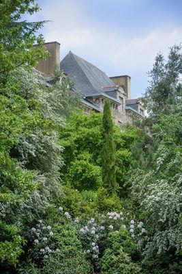 Jardins du Château de la Ballue à Bazouges-la-Pérouse