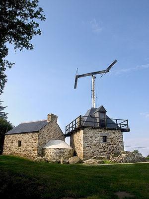 Le Télégraphe de Chappe à Saint-Marcan