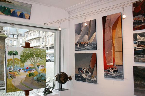 Les Artistes et la Mer - Galerie - Saint-Malo