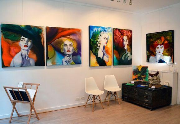 Atelier Galerie - Godoy Dossin - Saint-Malo