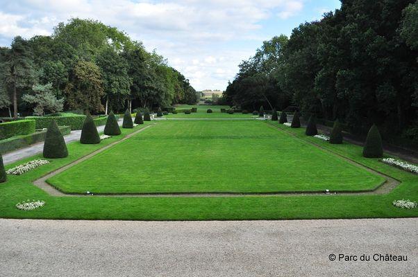 Parc du Château de la Rouërie
