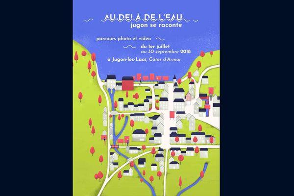 Parcours Photo et Vidéo Au-Delà de l'Eau : Jugon se raconte