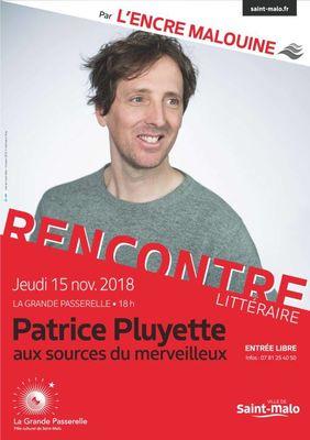 Patrice Pluyette 15nov