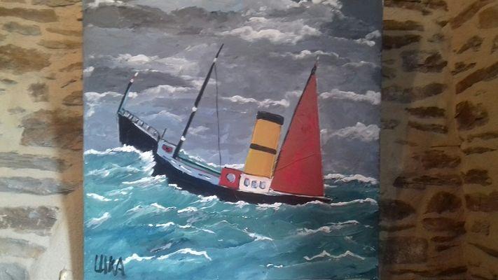 Peinture - Atelier Galerie Luka - Cancale (5)