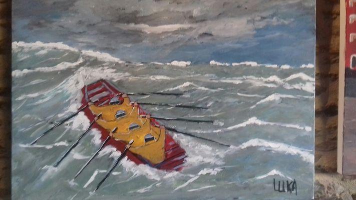 Peinture - Atelier Galerie Luka - Cancale (7)