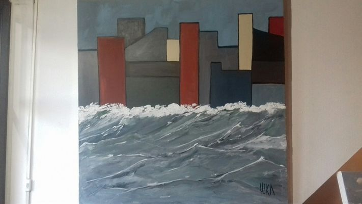 Peinture - Atelier Galerie Luka - Cancale (8)