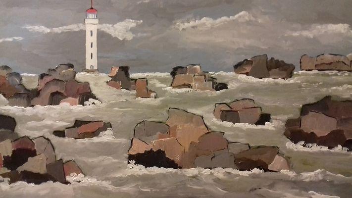 Peinture - Atelier Galerie Luka - Cancale (9)
