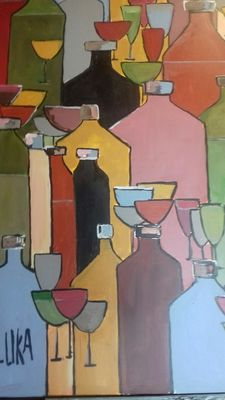 Peinture - Atelier Galerie Luka - Cancale (1)