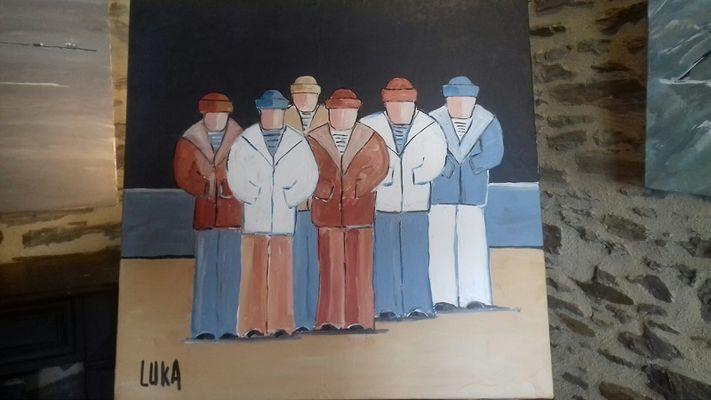 Peinture - Atelier Galerie Luka - Cancale (2)