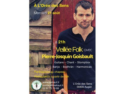 Pierre-josquin-Goisbault-21-aout L'Orée des Sans Augan Brocéliande