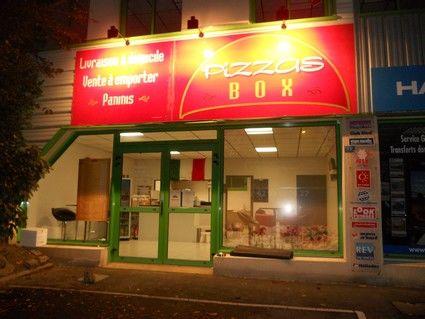 Pizza Box - Restauration rapide - La Gacilly - Destinatin Brocéliande - Bretagne