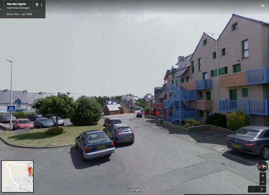 Rue des Cyprès - Cyprès 90 Mitteaux-Martin - Saint-Malo