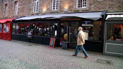 Crêperie Brasserie la Malouinière Saint-Malo
