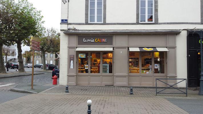 Atelier Pains & Restauration la Mie Câline Saint-Malo
