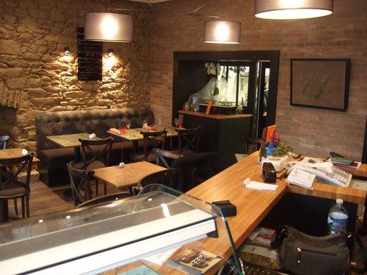 Restaurant La Fourchette de Léonie Saint-Malo
