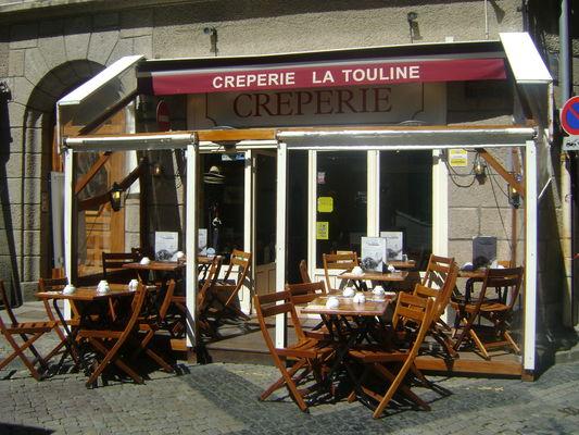 Crêperie la Touline Saint-Malo