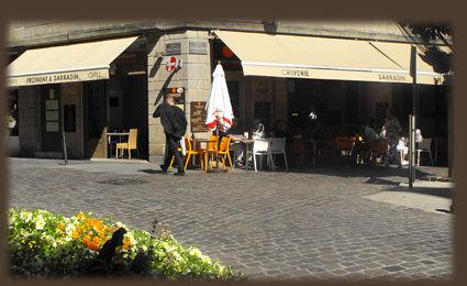 Crêperie Froment et Sarrasin Saint-Malo