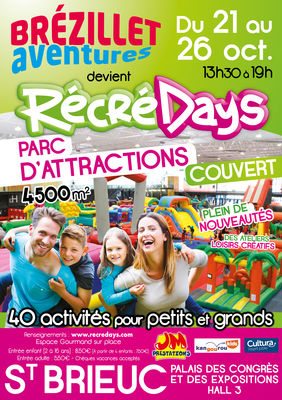 Recredays-StBrieuc-2019-21-au-26-octobre