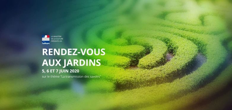 Rendez-vous aux Jardins - 1au3juin