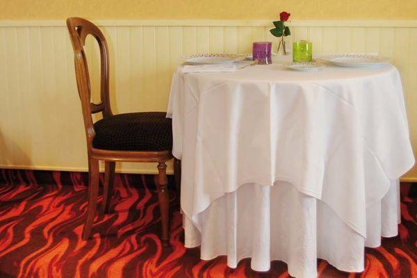 Restaurant La Ville Blanche